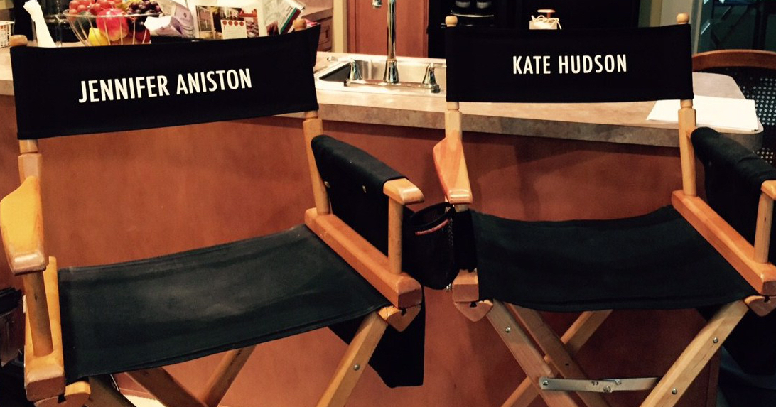 Kate and Jenn chairs